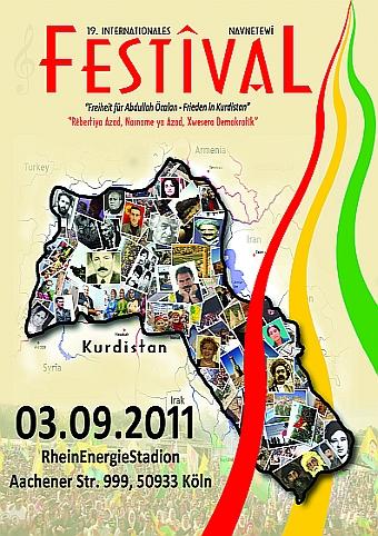 19. Kurdistan Kulturfestival