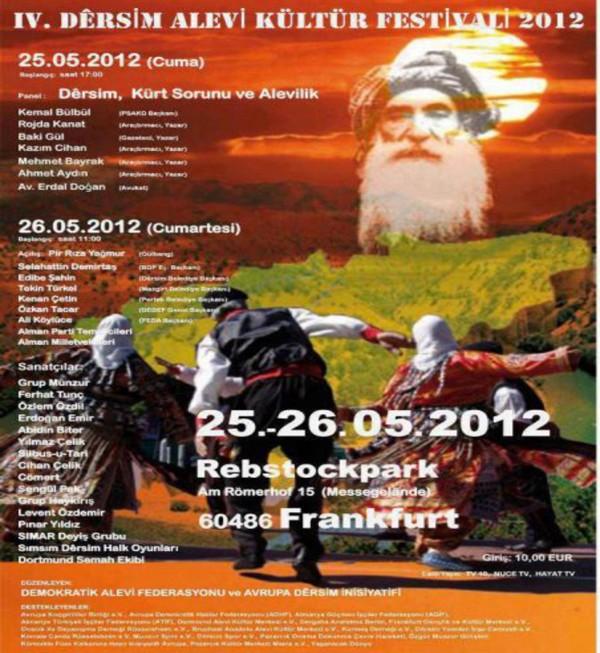 4. Dêrsim Kulturfestival