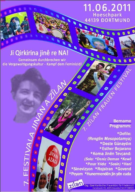 7. Zîlan Frauenfestival